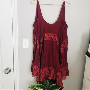 Intimately Free People Tunic